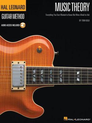 Hal Leonard Guitar Method Music Theory