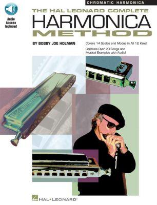 The Complete Harmonica Method Chromatic