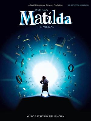 Matilda The Musical (Big Note Piano)