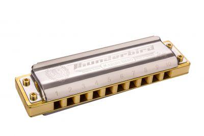 Hohner Marine Band Thunderbird Harmonica Low G