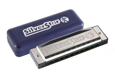 Hohner Silver Star harmonica D
