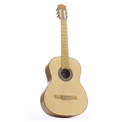 Hokad Hokada Guitar Model Solid Front Fan Stringutted 44 (3165A)