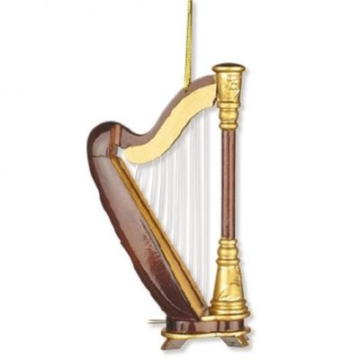 Ornament Harp for christmas tree