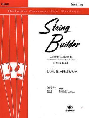 STRING BUILDER 2 (VIOLIN)