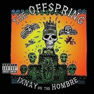 Offspring - Ixnay On The Hombre - Vinyl
