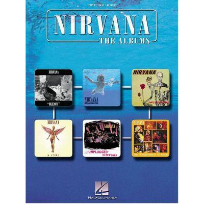 Nirvana the Albums piano vocal guitar