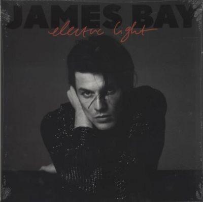 James Bay - Electric Light - ORANGE VINYL