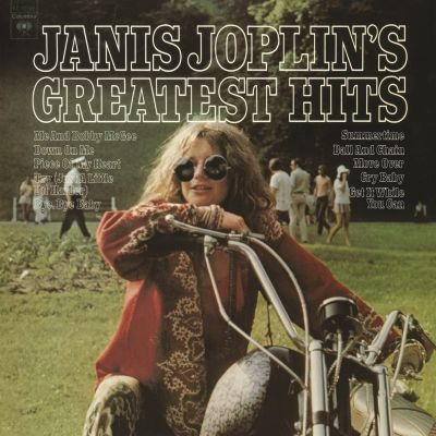 JANIS JOPLIN - GREATEST HITS - VINYL