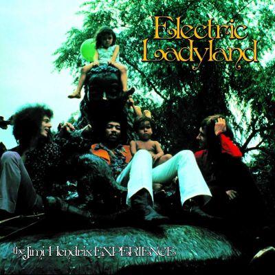 Jimi Hendrix Experience - Electric Ladyland (CD Boxset)