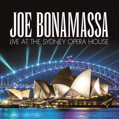 JOE BONAMASSA - LIVE AT THE SYDNEY OPERA HOUSE - 2LP VINYL