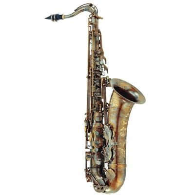 P Mauriat System 76 2nd Ed Tenor Sax - Unlacquered