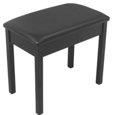 On Stage Piano Stool, Black