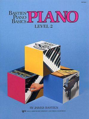Bastien Piano Basics Level Two