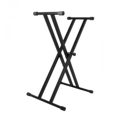 On Stage Classic Double-X Keyboard Stand