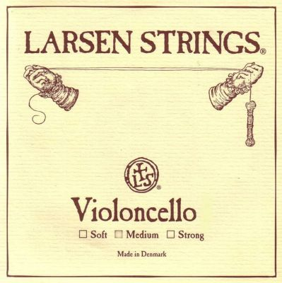 Larsen Cello String Set - Medium