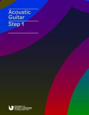 LCM Acoustic Guitar Playing Handbook from 2019 - Step 1