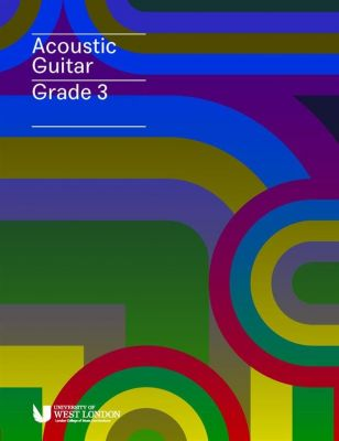 LCM Acoustic Guitar Playing Handbook from 2019 - Grade 3