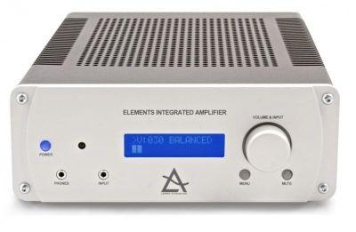 Leema Elements Integrated Amp, Silver