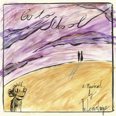 Lemon Twigs - Go To School - CD