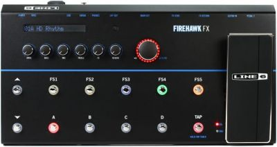 Line 6 Firehawk FX Guitar Effects Unit