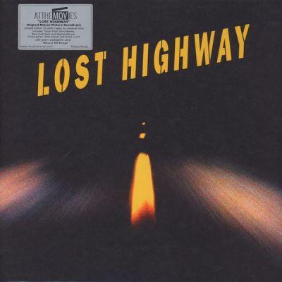 ********** - Lost Highway OST - BLUE VINYL
