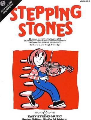 Stepping Stones (with CD)