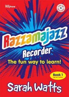 Razzamajazz For Recorder Book 1