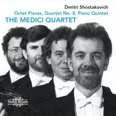 Medici Quartet - Shostakovich: Works For String Quartet - CD