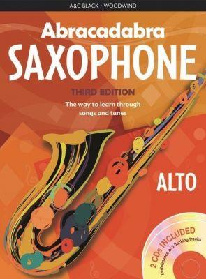 Abracadabra Saxophone With CD
