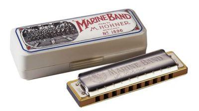 Hohner Marine Band Harmonica B
