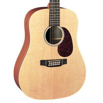 Martin D12X1AE X Series 12 String Acoustic Guitar