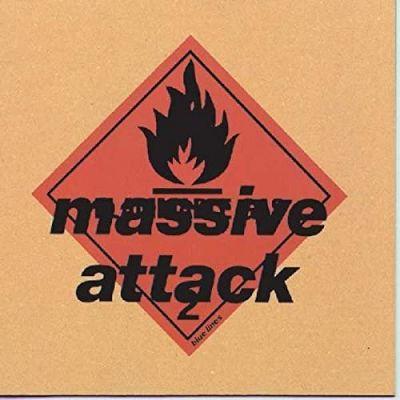 MASSIVE ATTACK - BLUE LINES - VINYL