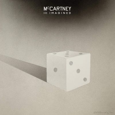 PAUL MCCARTNEY - MCCARTNEY III IMAGINED - INDIE EXCLUSIVE GOLD VINYL