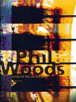P. Woods Sonata for Alto Saxophone