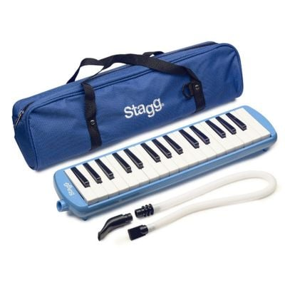 Stagg Melodica Blue