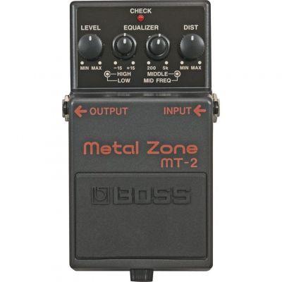 Boss MT2 Metal Zone Pedal