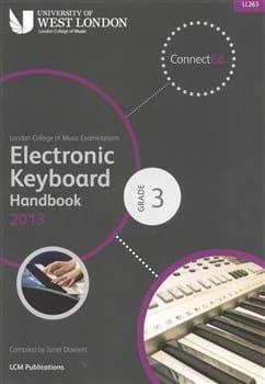 LCM Electronic Keyboard Handbook 2013-2017 Grade 3