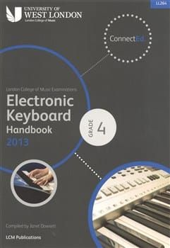 LCM Electronic Keyboard Handbook 2013-2017 Grade 4