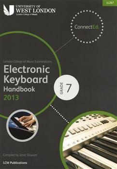 LCM Electronic Keyboard Handbook 2013-2017 Grade 7