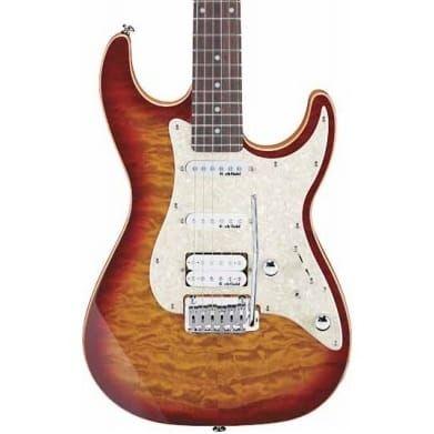 Michael Kelly 1965 Electric Guitar - Aged Cherry Burst