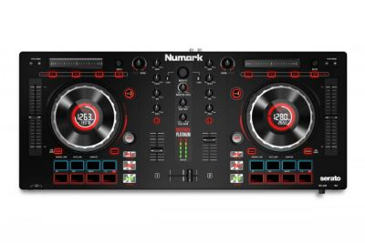 Numark Mix Track Platinum DJ Deck