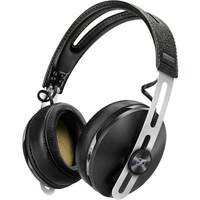 Sennheiser Momentum Wireless Around Ear Headphones Black