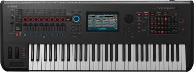 Yamaha Montage 6 Synth, 61 Keys