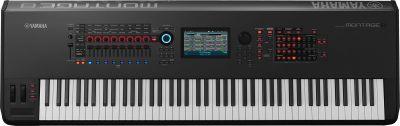 Yamaha Montage 8 Synth, 88 Keys - DISPLAY MODEL