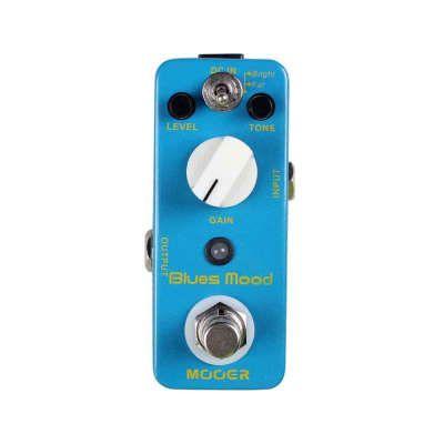 Mooer Blues Mood Pedal