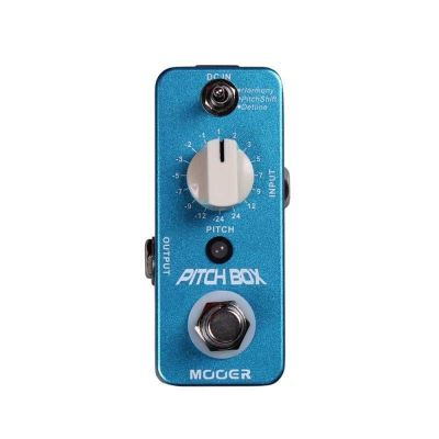 Mooer Pitch Box Harmonypitch Shift Pedal