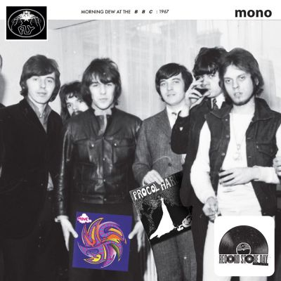 Procol Harum/Move - Morning Dew At The BBC 1967 (RSD19)