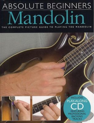 Absolute Beginners Mandolin (Book and CD)