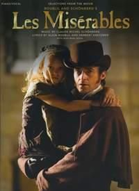 Les Miserables (Selections from the Movie) PVG