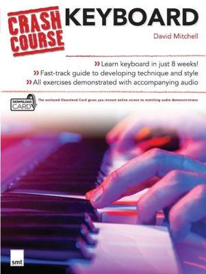 Crash Course Keyboard (Book/Audio Download)